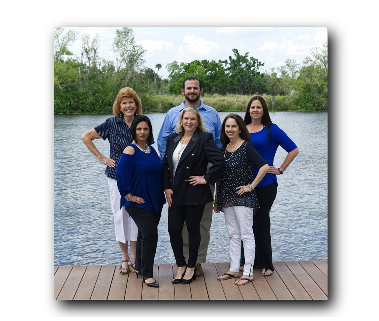 Belle Realty Co. Team